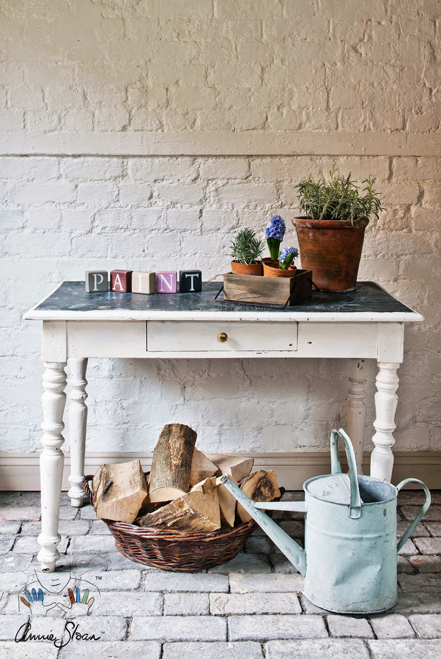 How to achieve a relaxed shabby look