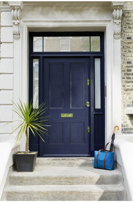 Colourful Front Doors