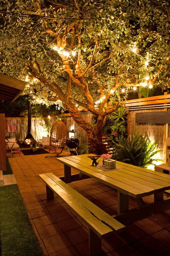 How to link your outdoor room