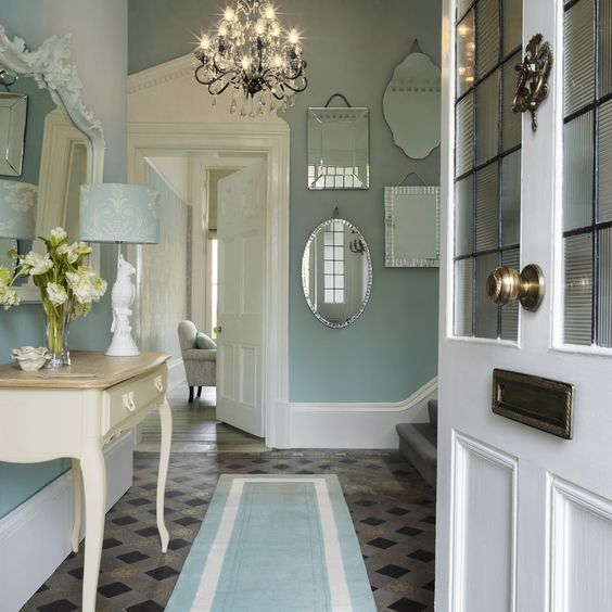 Let Me Show You How To Use Beautiful Duck Egg Blue