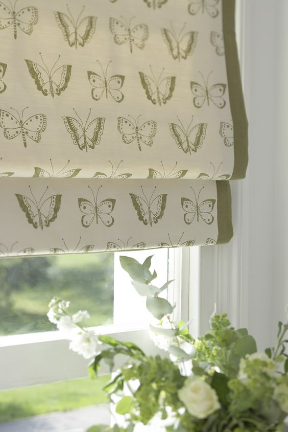 Roman Blinds - My Top 10 Favourites