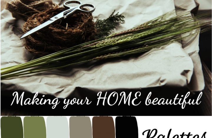 Let me show you how to use a Natural colour palette