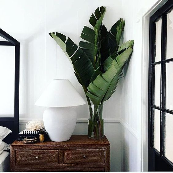 Beautiful interior decorating schemes can be put together using a natural colour palette. This palette works beautifully with the Greenery and Botanical Trend - read the full blog post to find out how and to see inspiration