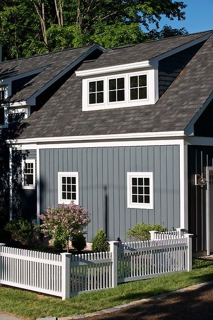 How to select the right grey for your exterior
