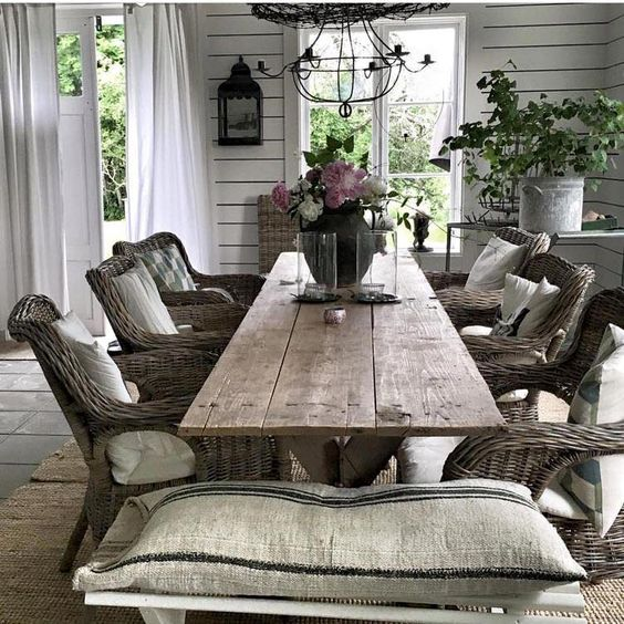 Country Home Ideas - French Provincial Style