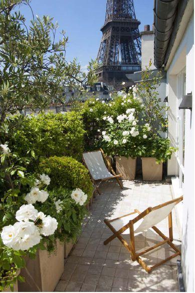 My 10 favourite balcony gardens