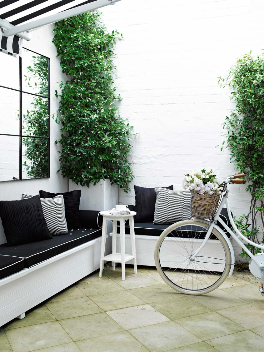 How to link your outdoor room to inside