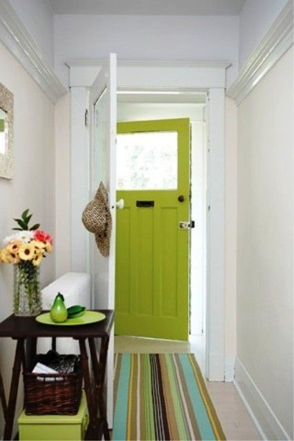 7 tips for a Perfect Welcoming Hallway