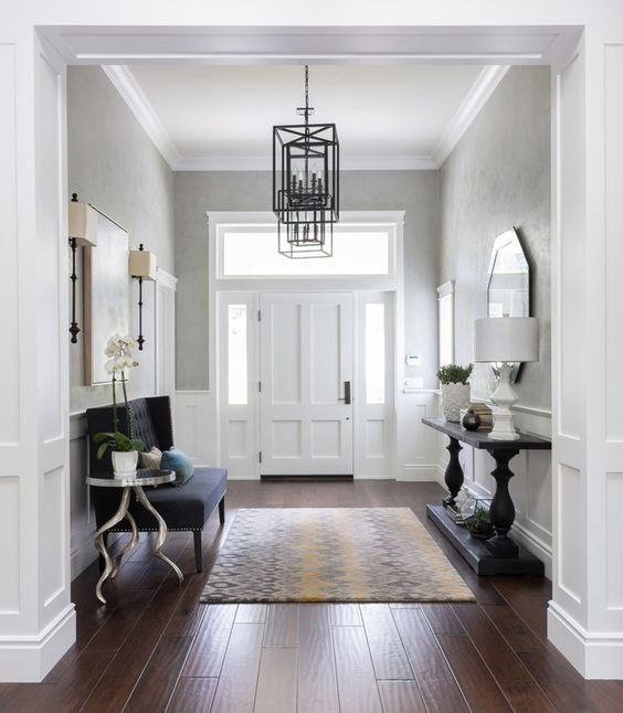 7 tips for the Perfect Welcoming Hallway