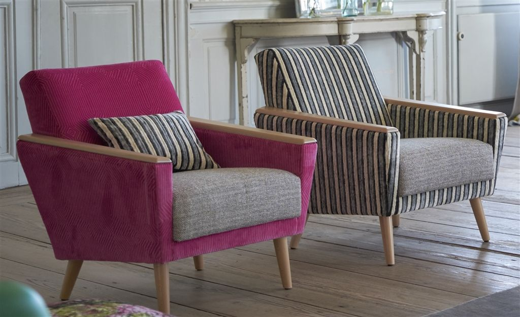 Let me show you how to use Pink in an interior scheme. Pink and grey is a classic combination - click through to see more ideas of how to use pink