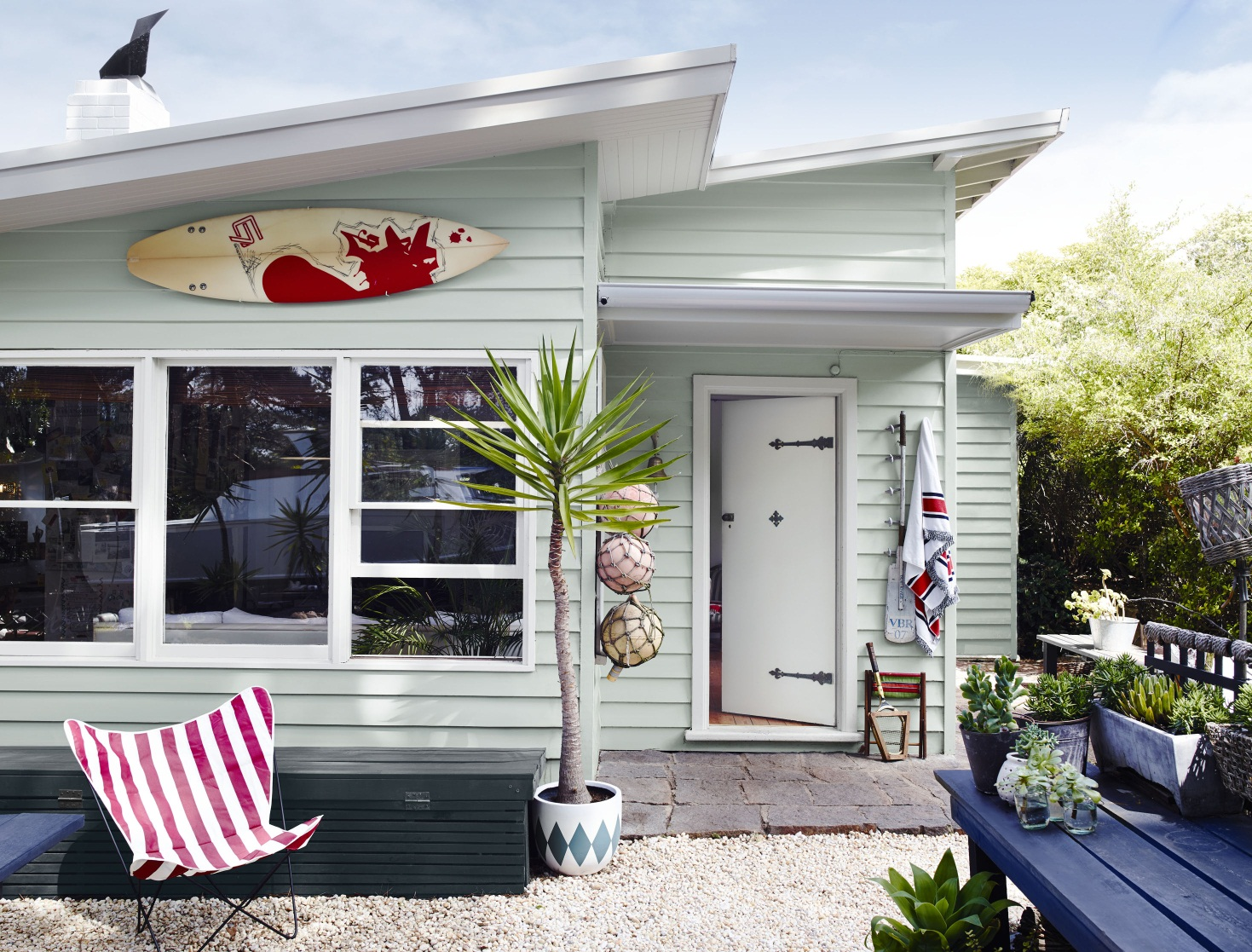 Why I love a weatherboard home - Making your HOME beautiful