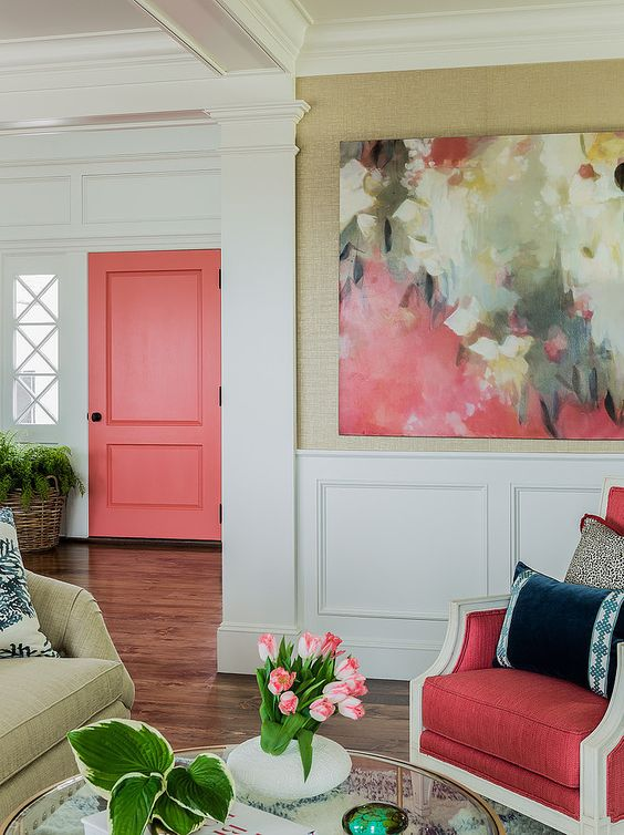 What should you paint on the inside of your front door? - Making ...