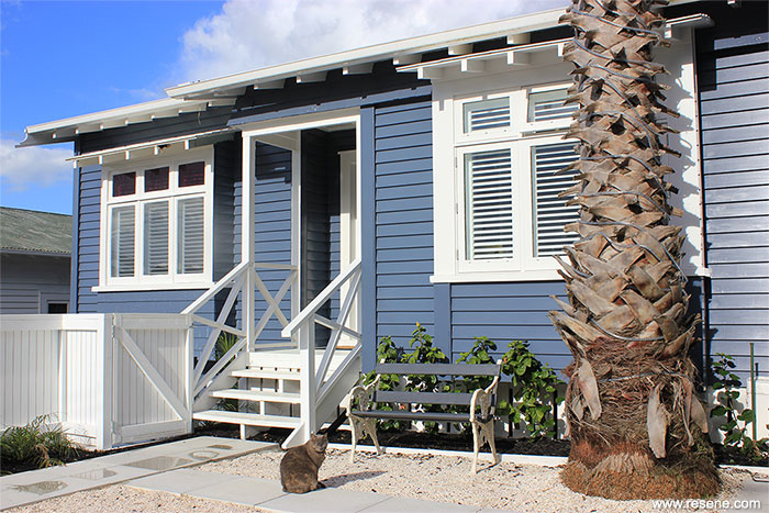 Why I love a Weatherboard House