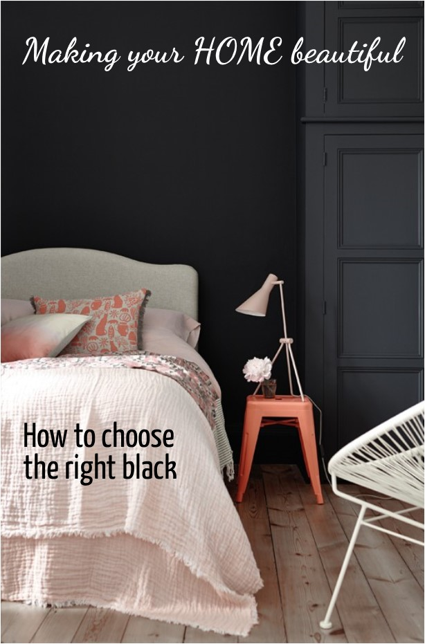 How to choose the right black