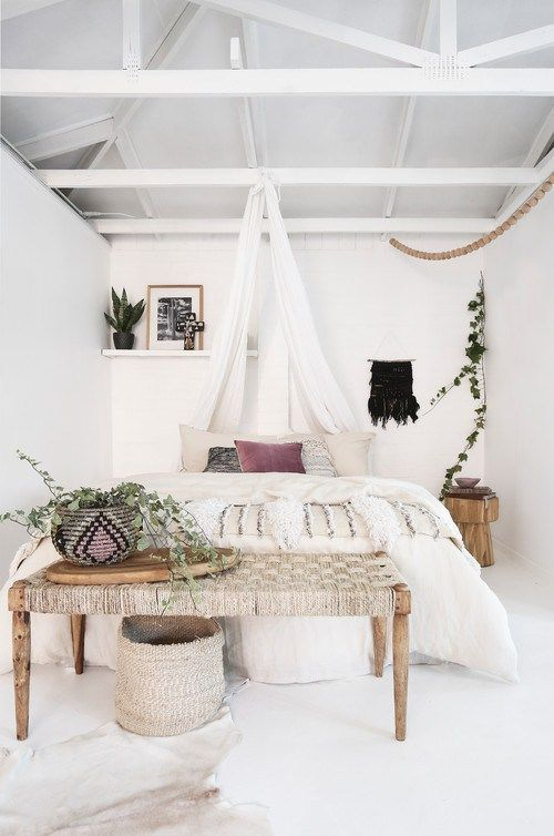 4 key elements of contemporary bohemian style making 19244 | boho bedroom