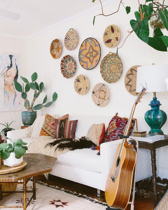 4 Key elements of Contemporary Bohemian Style