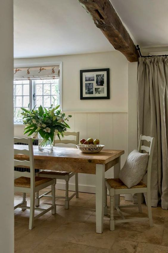 Country Home Ideas - Colours for a a country cottage