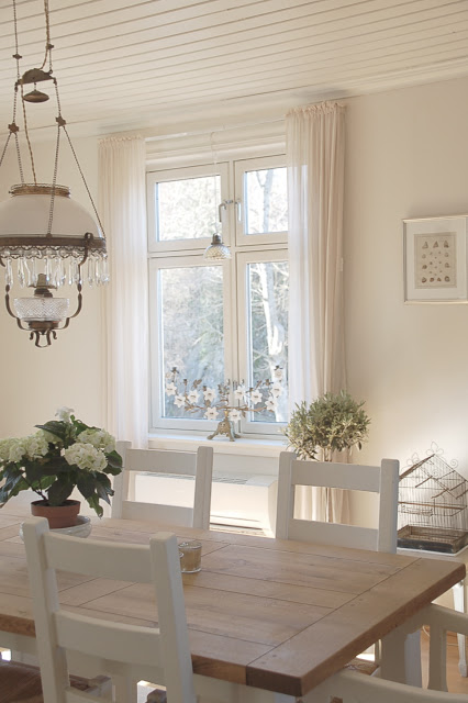 Country Home Ideas - Colours for a country cottage