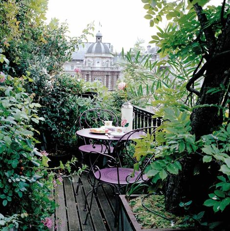 My 10 Favourite Balcony Gardens