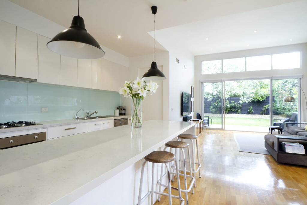 How to select the right kitchen splashback