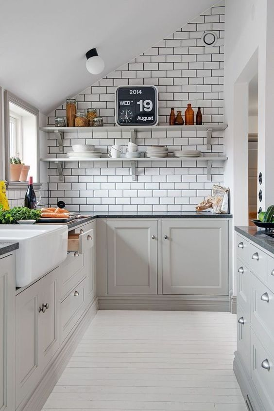 How to select a kitchen splashback