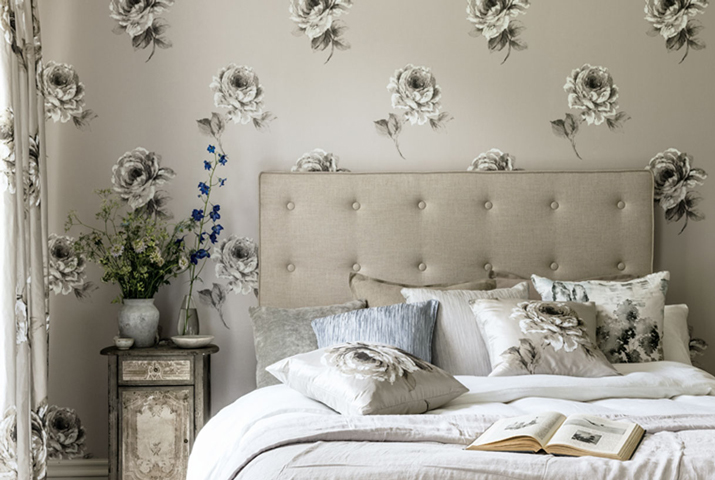 Country Home Ideas - Sanderson Waterperry Collection